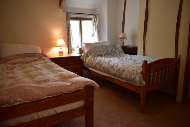Murtwell House accommodation
