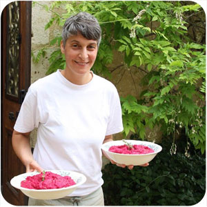 Bini Sharman - Macrobiotic professional chef